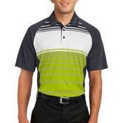Dry Zone ® Sublimated Stripe Polo
