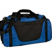 Improved Two Tone Medium Duffel