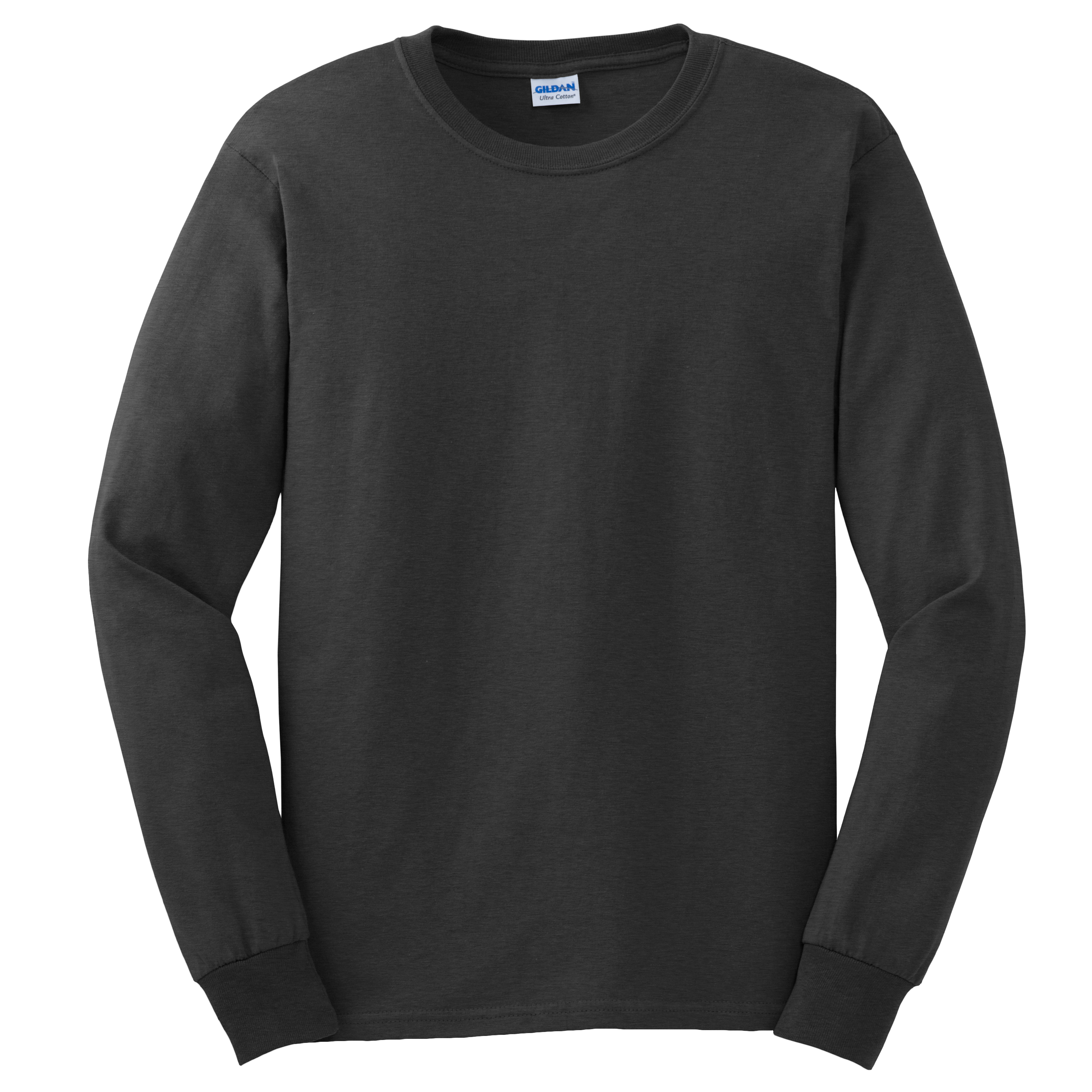 Ultra Cotton ® 100% Cotton Long Sleeve T Shirt - Central Screen ...
